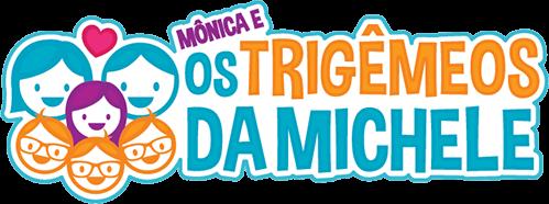 Os Trigêmeos da Michele - logo