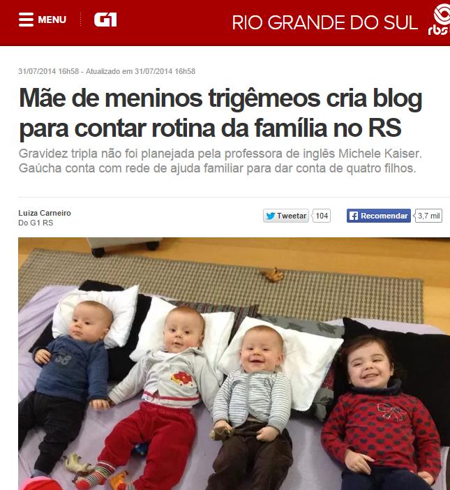 blog midia globo