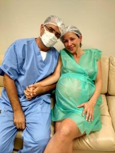 centralização fetal