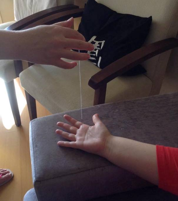 menino ou menina - teste da agulha