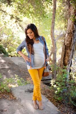aproveitar suas roupas na gravidez e no pós-parto