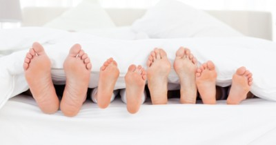 dilemas da maternidade - cama compartilhada