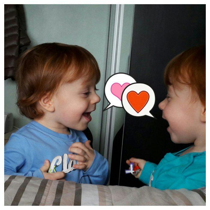 coisas que meus filhos falam