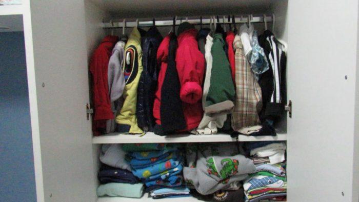 roupas dos trigêmeos