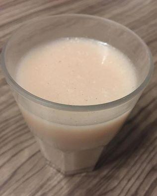 substituir o leite de vaca por leite vegetal - leite de arroz