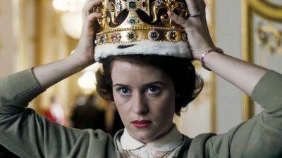 Melhores séries Netflix - The Crown