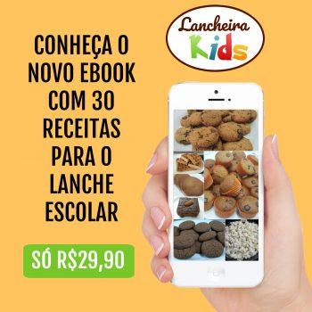 E-book Lancheira Kids